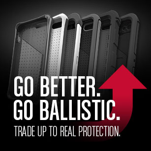 Go better. Go ballistic. Trade up to real protection.